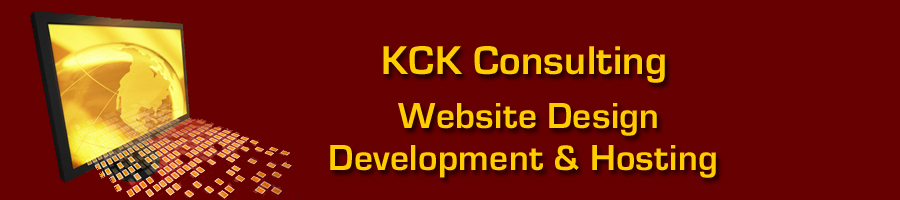 KCK Consulting Website Design & Development